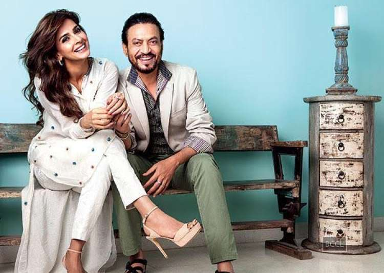 irrfan khan speaks on saba qamar- India Tv