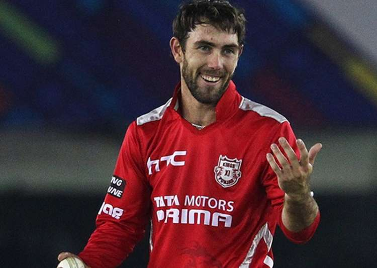Glenn Maxwell- India Tv