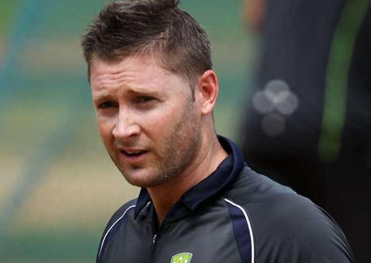 File pic of Michael Clarke- India Tv