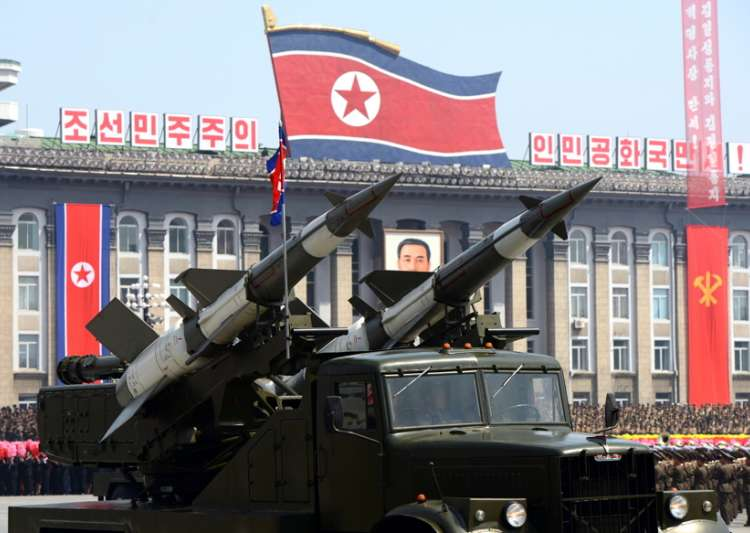 North Korea fires yet another ballistic missile, say US and- India Tv