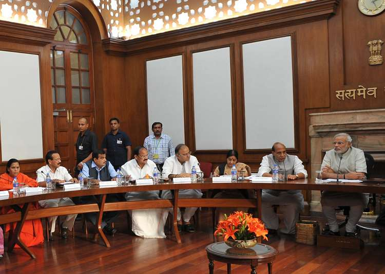 Cabinet approves construction of 10 units of India's indigenous PHWR
