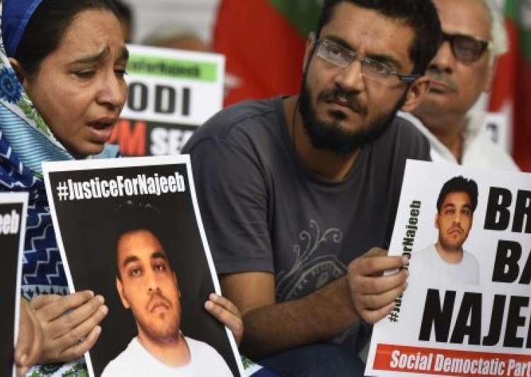 Delhi HC asks CBI to probe missing JNU student Najeeb Ahmad case