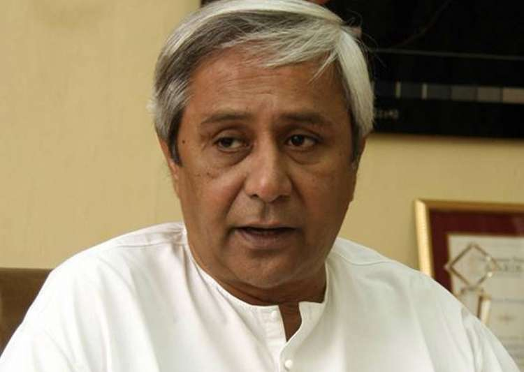 File pic of Odisha Chief Minister Naveen Patnaik