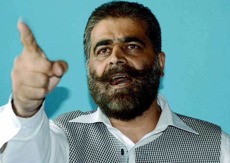 File pic of National Front Chairman Nayeem Khan- India Tv
