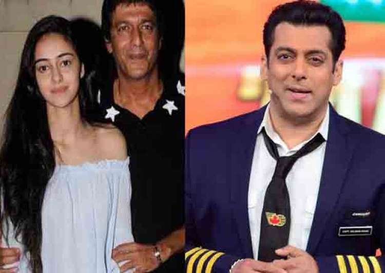 Salman Khan to launch Chunky Pandey's daughter Ananya, after Sonakshi and Athiya?