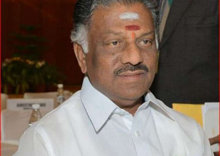 Panneerselvam Forecasts A Tie-Up With The BJP, Deletes Tweet Later