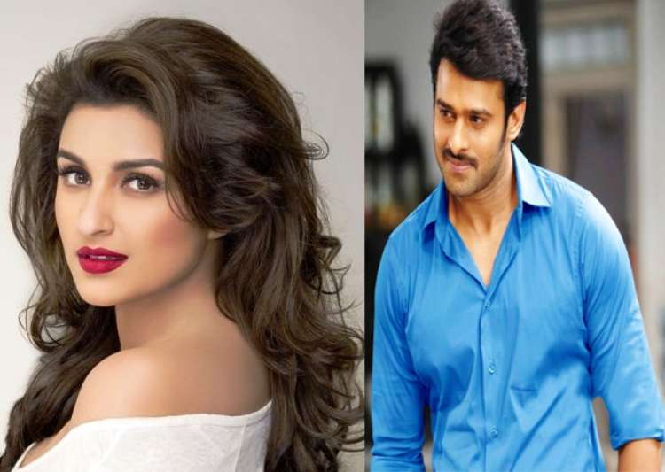 Parineeti Chopra, Prabhas, Saaho- India Tv