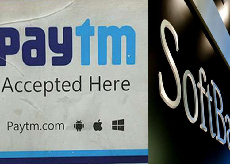 Softbank invests $1.4 billion in Paytm