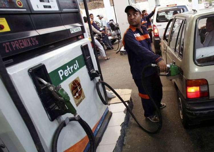 Petrol price hiked by Rs 1.23 per litre, diesel by 86 paise- India Tv