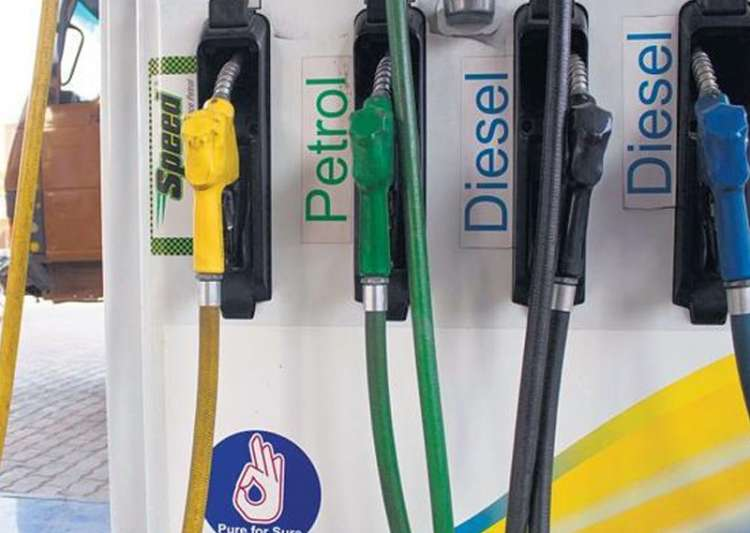 Petrol price cut by Rs 2.16 a litre, diesel by Rs 2.10- India Tv