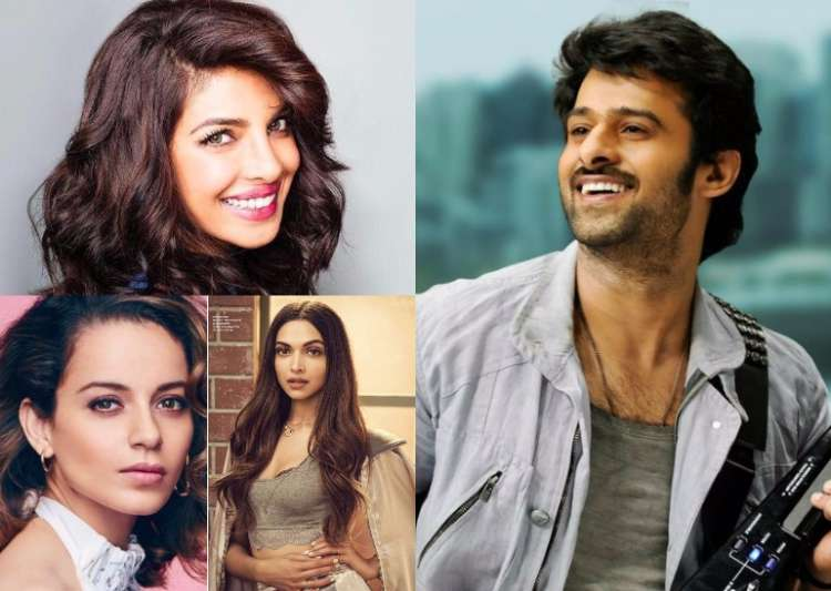4 top Bollywood actresses to pair with Prabhas- India Tv