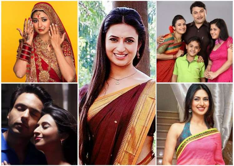 These 10 throwback pictures of Divyanka Tripathi is a true- India Tv