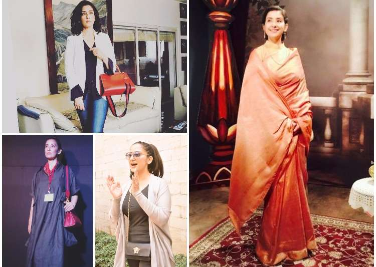 Manisha Koirala's 10 recent pics prove she defeated- India Tv