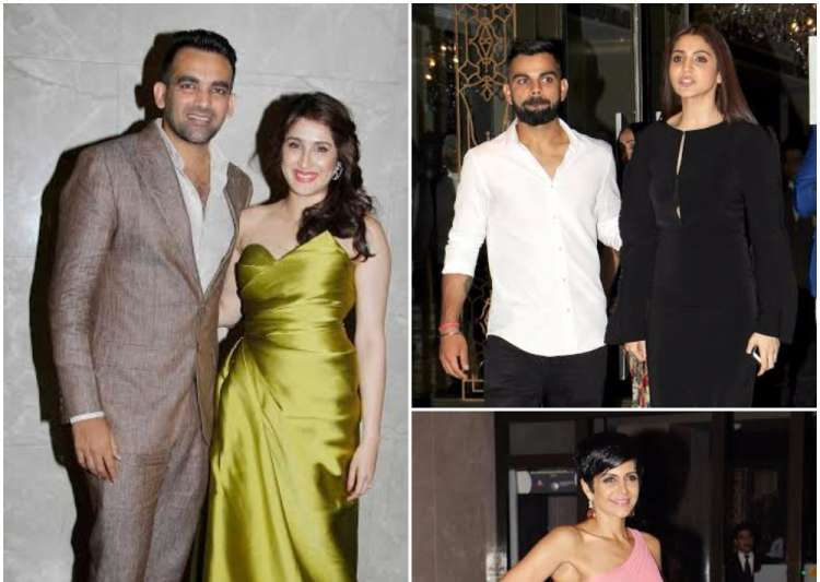 Zaheer Khan, Sagarika Ghatge Officially Engaged. Anushka Sharma, Virat Kohli Trend