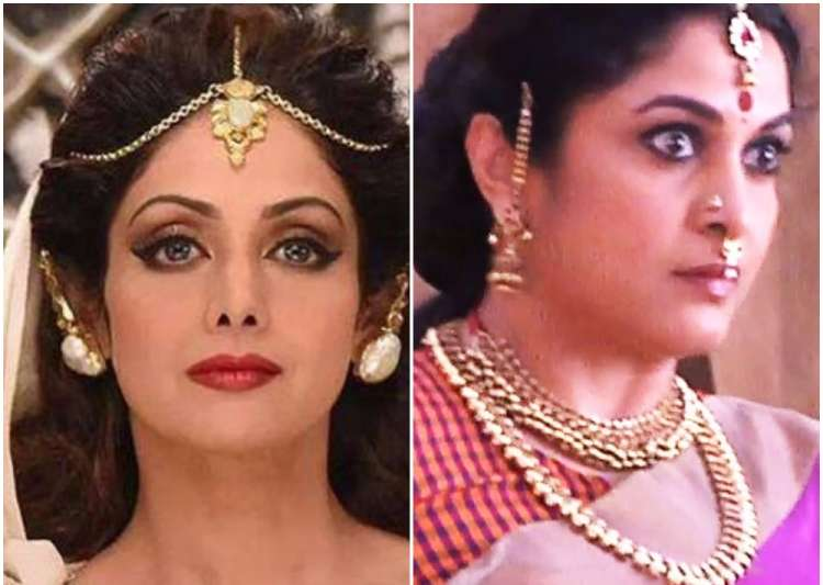 This is why Sridevi rejected Sivagami's role in Baahubali - India Tv