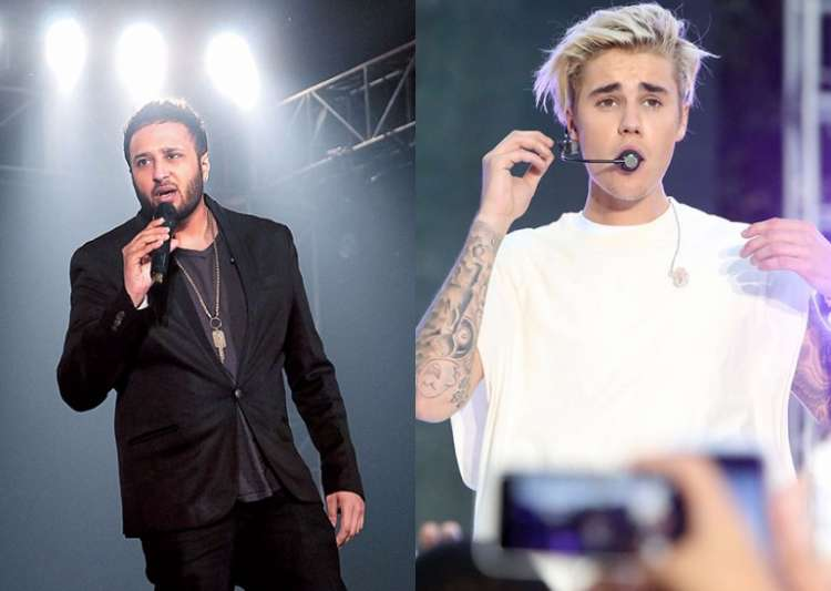 Ash King not happy that Justin Bieber lip-syncing- India Tv
