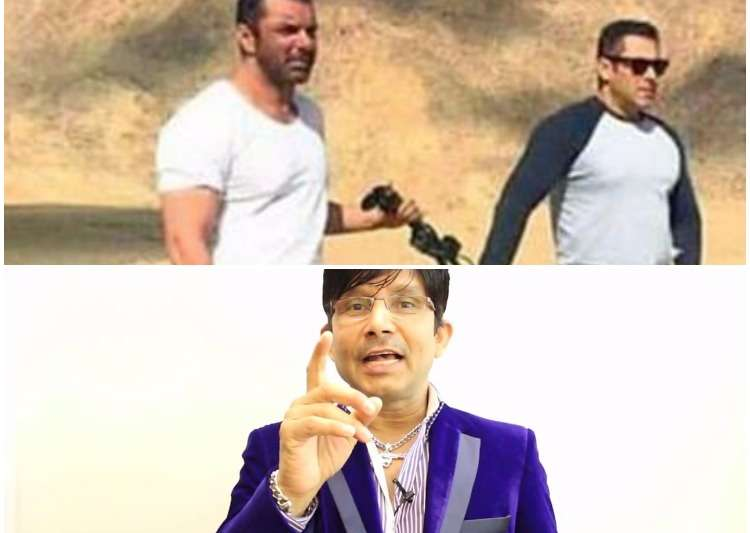 Salman and Sohail Khan's combo has never worked: KRK's- India Tv