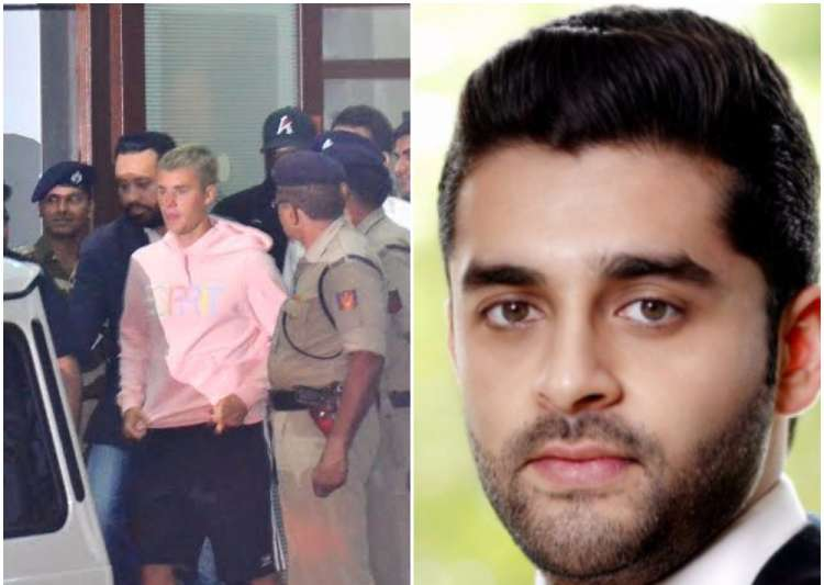 Justin Bieber is in India, all Thanks to Arjun Jain- India Tv
