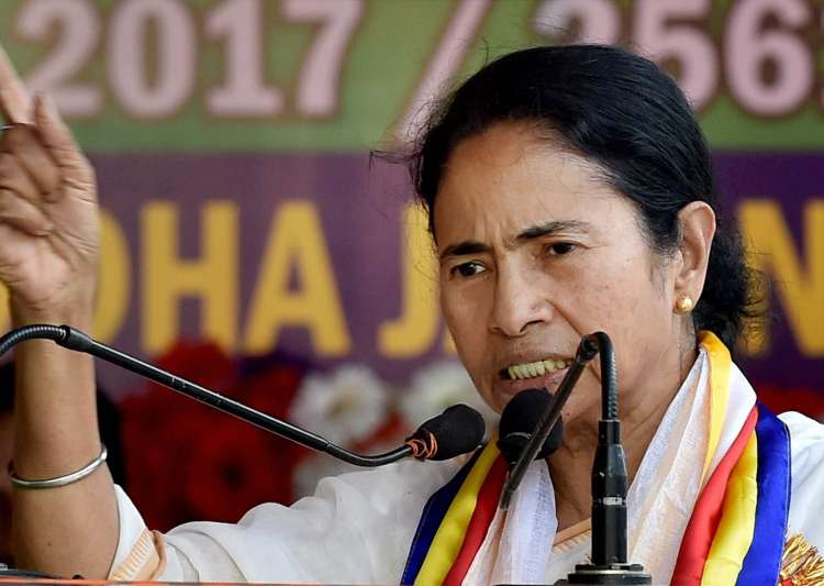 Ashamed of being born in India, says Mamata Banerjee