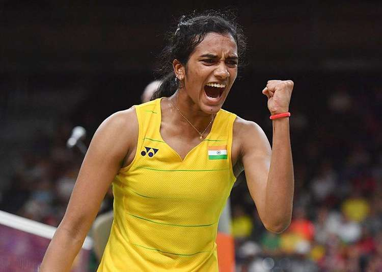 File pic of PV Sindhu- India Tv