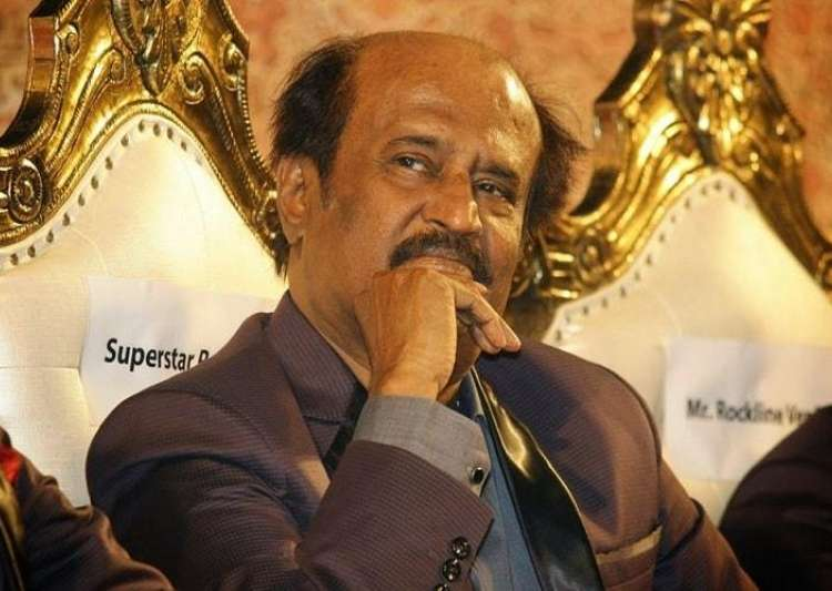 Not joining any political party: Rajinikanth opens up at- India Tv