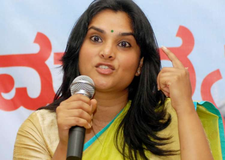 Ramya given charge of Congress social media team