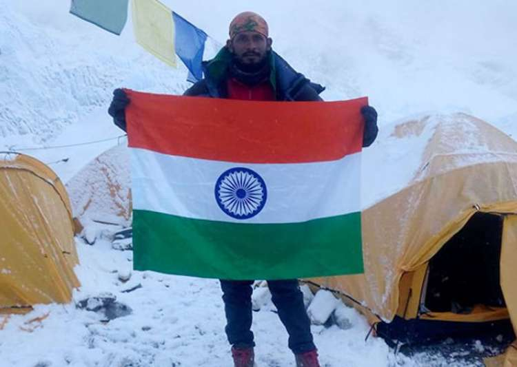 Indian youth, who went missing after scaling Mount Everest,