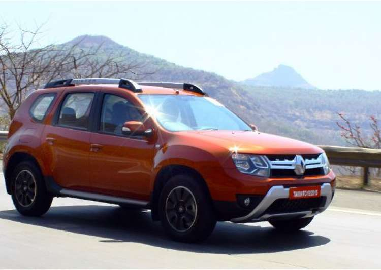 The base model of the Renault Duster sold in India does not- India Tv