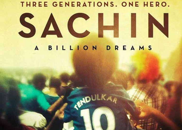 sachin a billion dreams first day collection- India Tv