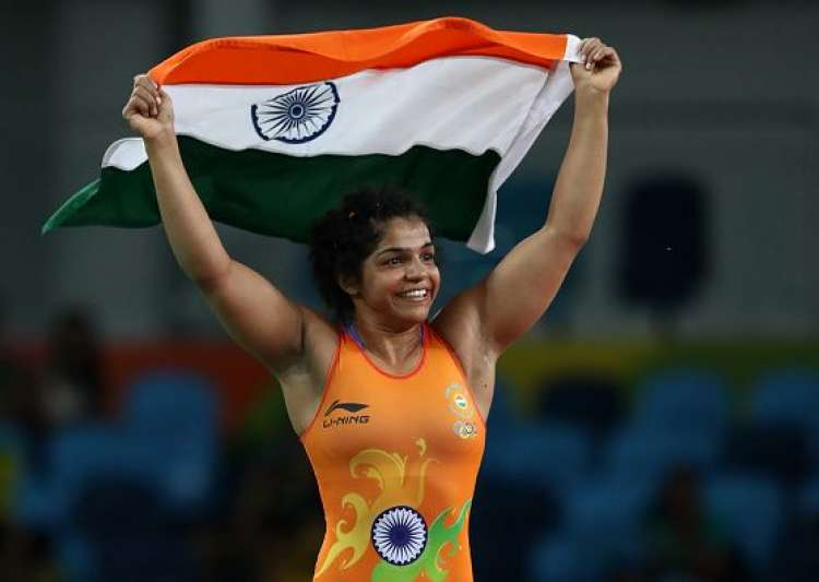 File Pic Sakshi Malik- India Tv