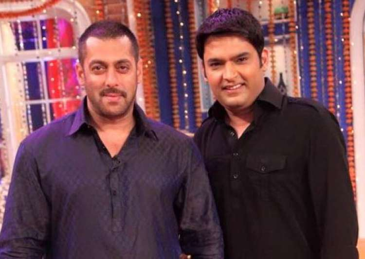 Salman Khan, Kapil Sharma- India Tv
