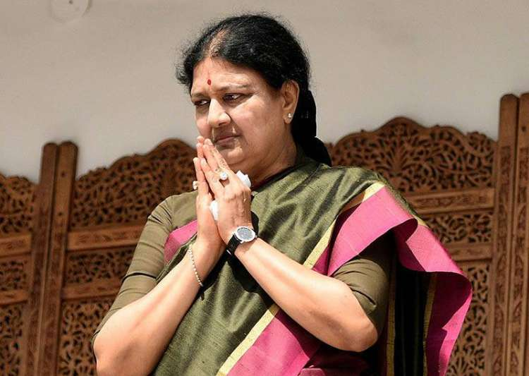 Sasikala bribed Karnataka jail officials for undue favours,- India Tv