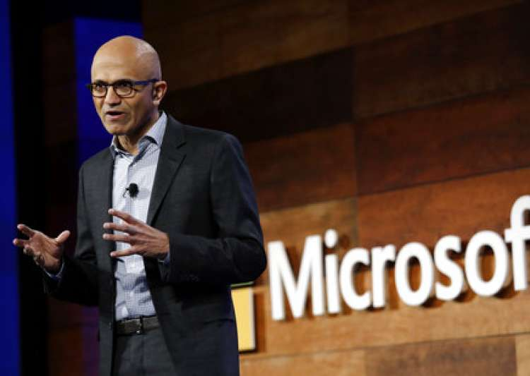 MIcrosoft CEO Satya Nadella- India Tv