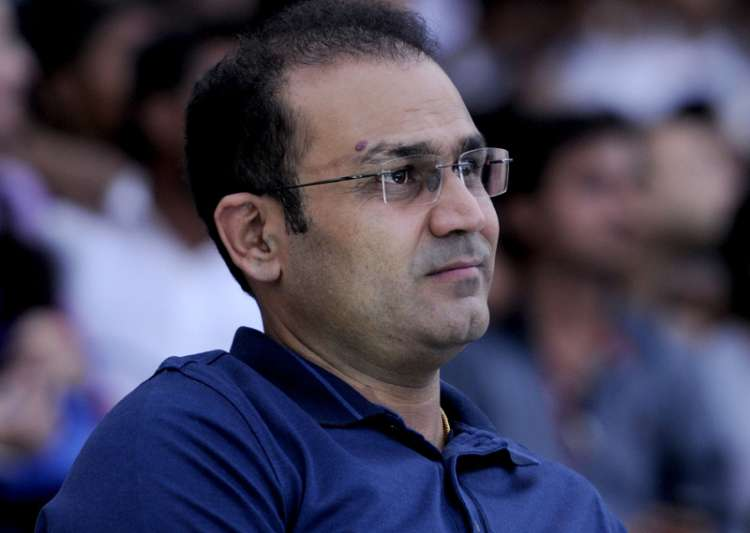 File pic of Virender Sehwag- India Tv