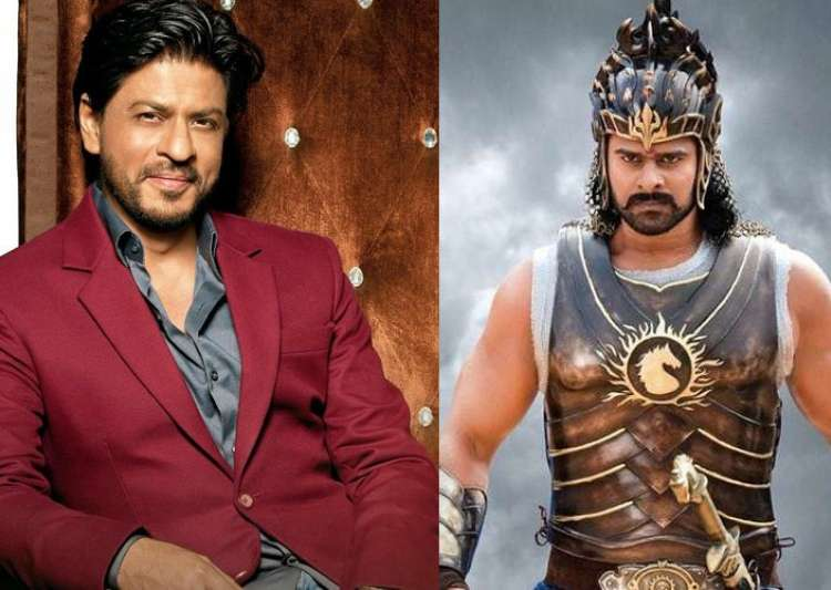 Shah Rukh Khan hasn't watched Baahubali 2 but knows- India Tv