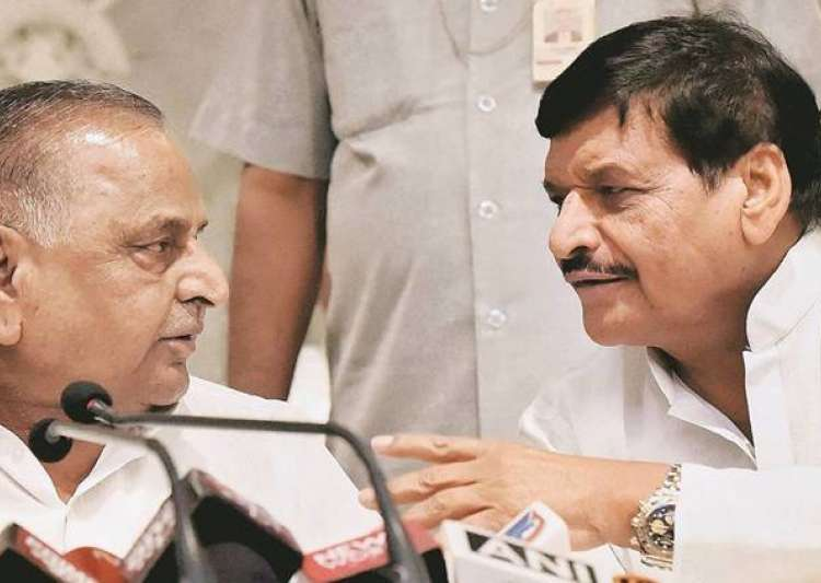 Shivpal announces launch of 'Samajwadi Secular Front'- India Tv