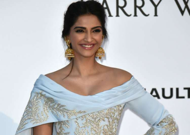 Cannes 2017: Sonam Kapoor says she hasn't prepared much- India Tv