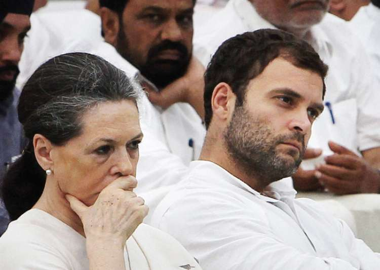 National Herald case Setback for Sonia, Rahul as Delhi HC- India Tv