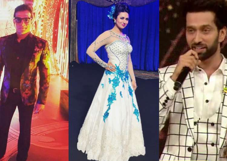 From Divyanka Tripathi to Nakuul Mehta, TV celebs win big- India Tv
