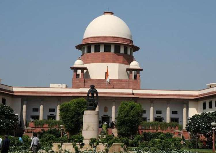 Hearing concludes, Supreme Court reserves verdict on- India Tv