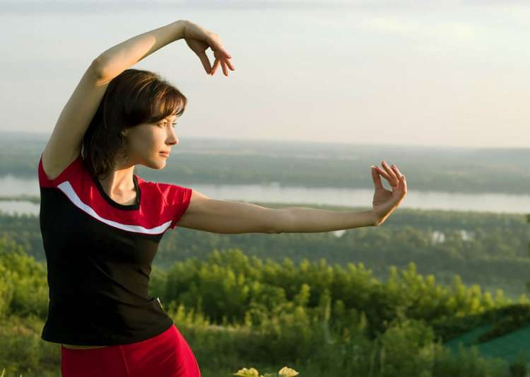 Chinese martial art, Tai Chi helps fight depressio- India Tv