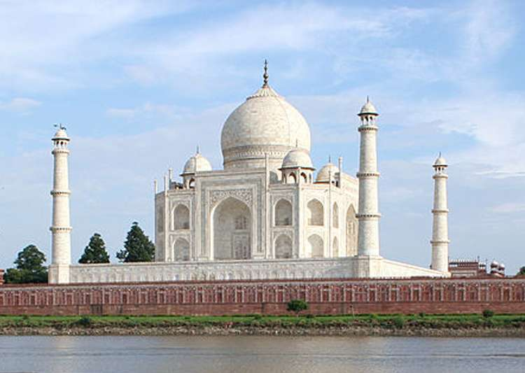 Wah Taj! monument of love among top 10 global landmarks - India Tv