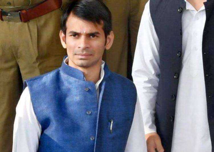 BPCL issues show cause notice to Tej Pratap over petrol- India Tv