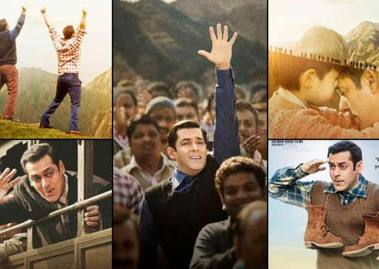 Tubelight: These interesting facts about the Salman Khan- India Tv