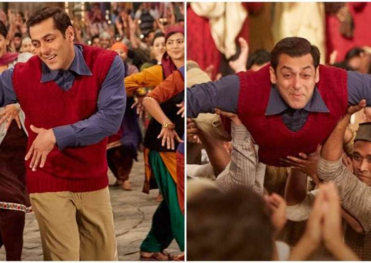 Tubelight's The Radio Song: Salman Khan's dance moves- India Tv