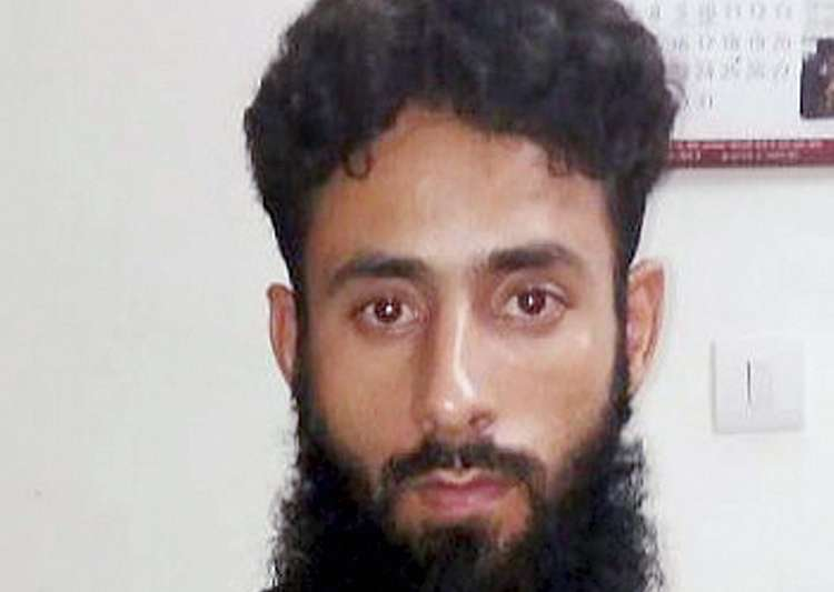 Suspected Hizbul operative sent to 12-day UP ATS remand- India Tv