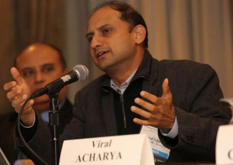 File pic of RBI Deputy Governor Viral Acharya- India Tv