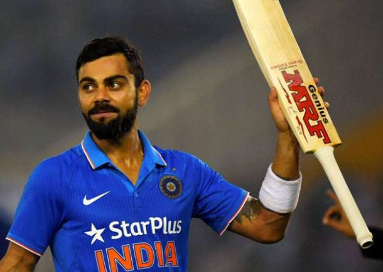 ICC ODI rankings: Kohli only Indian in top 10, Indian team