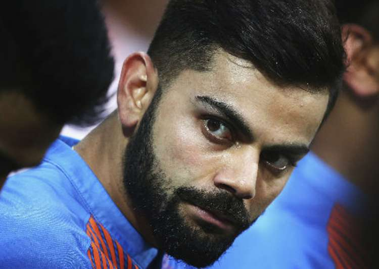 File pic of Team India skipper Virat Kohli