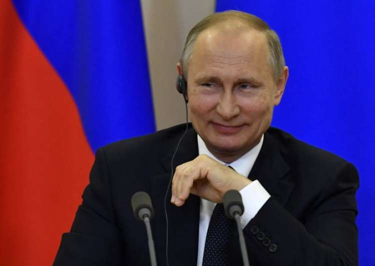 Trump did not pass any secrets to Russia, says Putin